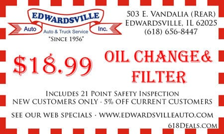 brake repairs near edwardsville il